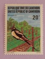 "CAMEROUN YT 692 NEUF**MNH ""HIRONDELLE ""ANNÉE 1982 - Cameroon (1960-...)"