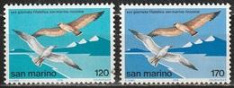 San Marino 1978 - Congresso Filatelico Riccione - 2 Valori MNH ** - San Marino