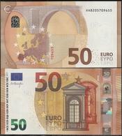 2017-NUEVO BILLETE DE 50 EUROS-SIN CIRCULAR-V008B5 - EURO