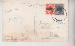 Storia Postale Francobollo Commemorativo Egitto Egypte Cairo The Citadal - Unclassified