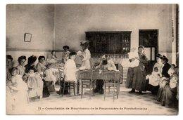 78  PORCHEFONTAINE  -  Consultation De Nourrissons De La Pouponnière De Porchefontaine - Versailles