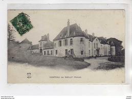 Château De NAILLY - Très Bon état - Autres Communes