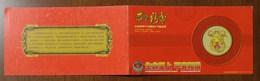 Fire Service Propaganda,China 2008 Yichun Fire Service Unit Fire Prevention Knowledge Contest Foldable Pre-stamped Card - Firemen