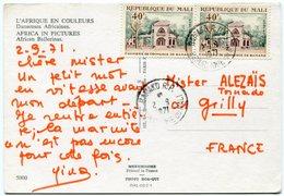 Mali - Postcard - Carte Postale - Mali (1959-...)