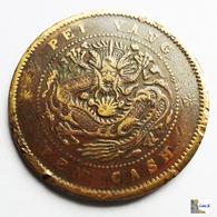 CHINA - CHIHLI PROVINCE  - 10 Cash - 1906 - China