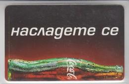 BULGARIA 2000 ENJOY COCA COLA - Bulgaria