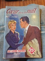 Coeur Dans La Nuit ... Jacques Sanluys - Books, Magazines, Comics