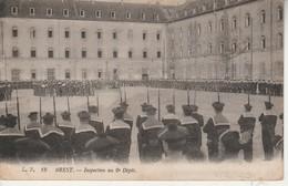 29 - BREST - Inspection Au 2e Dépôt - Brest