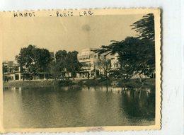VIET NAM - TONKIN - Hanoï : Photos  - Petit Lac, Pagode Boudhiste - Vietnam