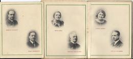6-TEATRO-COMPAGNIA DRAMMATICA ITALIANA-DIRETTA DA DARIO NICCODEMI-TOURNEE 1926 - Theatre, Fancy Dresses & Costumes
