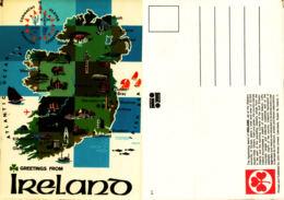 Greetings From IRELAND - John Hinde 2/1 - Irlande