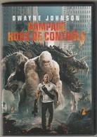 DVD Rampage  HORS DE CONTROLE  Etat: TTB - Sci-Fi, Fantasy