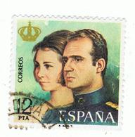 SPAIN»1975»MICHEL ES 2198»USED - 1931-Oggi: 2. Rep. - ... Juan Carlos I