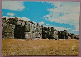 CUZCO, PERU - Las Ruinas De Sacsahuaman  - Cultura Nazca - Vg - Perú