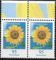 2005 Allem. Fed. Deutschland Germany Mi. 2434 **MNH Einjährige Sonnenblume (Helianthus Annuus) - BRD
