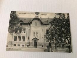 PLAN Les OUATES Les Écoles - GE Genève