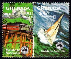 Grenada 1984 Ausipex Unmounted Mint. - Grenade (1974-...)