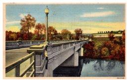 Wisconsin  Rhinelander , Davenport Street Bridge - United States