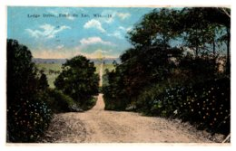 Wisconsin Fond Du Lac , Ledge Drive - United States