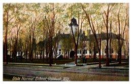Wisconsin Oshkosh , State Normal School - United States
