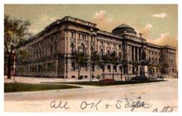 Wisconsin  Milwaukee , Seminary - Milwaukee