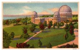 Wisconsin Lake Geneva , Yerkes Observatory - United States