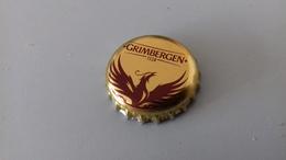 CAPSULE DE BIERE GRIMBERGEN - Cerveza