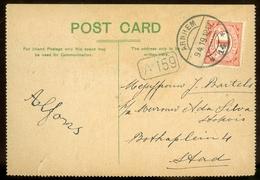 BRIEFKAART Uit 1919 * GELOPEN Van LOKAAL ARNHEM (11.558f) - Periode 1891-1948 (Wilhelmina)