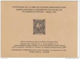 España HR 105 - Blocs & Hojas
