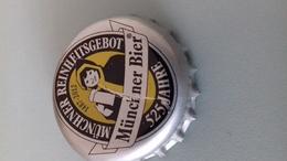 CAPSULE DE BIERE MÜNCHNER BIER - 525 ANS - Bière