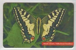 SLOVAKIA 1998 BUTTERFLY - Mariposas