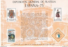 España HR 15 - Blocs & Hojas