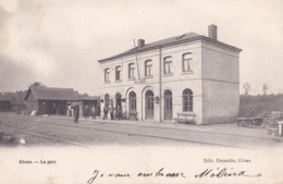 Glons La Gare Circulée - Bassenge