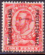 1912 BECHUANALAND Protectorate SG 72 1d Used - Bechuanaland (...-1966)