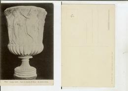 Pisa: Campo Santo - Vaso In Marmo Di Paros Di Autore Greco. Cart. Fp Inizio '900 - Pisa