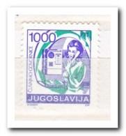Joegoslavië 1989, Postfris MNH, Postal Service 12½ - Ongebruikt
