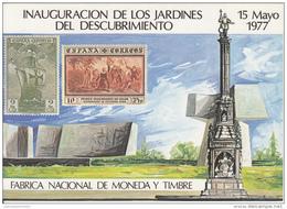 España HR 52 - Blocs & Hojas