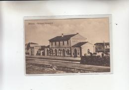 Ghilarza -stazione Ferroviaria - Oristano