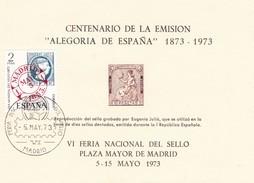 España HR 7 Y 8 USADAS - Blocs & Hojas