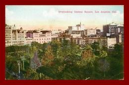 Los Angeles * Central Square     ( Scan Recto Et Verso ) - Los Angeles