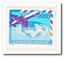 Joegoslavië 1988, Postfris MNH, Postal Service, Airoplane - Ongebruikt