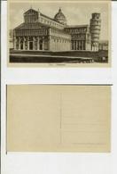Pisa: Cattedrale. Cartolina Fp Anni '20-'30 - Pisa