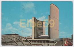 Toronto (Ontario) The New City Hall, Used - Toronto