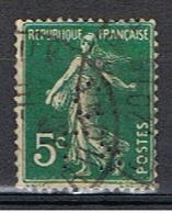 (1F 722) FRANCE // YVERT 137 SEMEUSE  // PERFIN / PERFORE LPC // 1907-20 - Francia