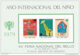 España HR 75 - Blocs & Hojas