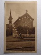 Rèf:PM - CPA//CP - MONS - Eglise Du Sacré-Coeur - Mons