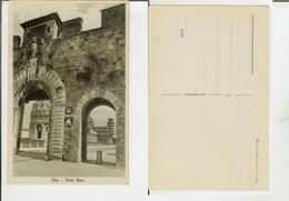 Pisa: Porta Nova. Cartolina Fp Anni '20-'30 - Pisa