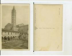 Pisa: S. Francesco. Cartolina Fp Anni '20-'30 - Pisa