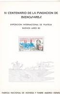 España HR 92 - Hojas Conmemorativas