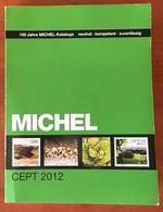 MICHEL Europa-CEPT  2012 Catalogue - Topics